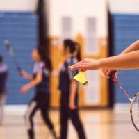 École de badminton à fond entraînement du 20 novembre 2019 photos et vidéos