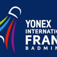 Sortie aux Internationaux de France de Badminton Yonex à Paris - 23/10/2019